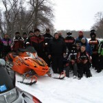 Club Ride at Sica Hollow Feb 2010