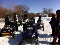 Driftbusters Snowmobile Club Ride @ Recreational Springs Resort