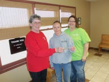 Aberdeen Area Humane Society receives donation