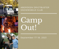 Aberdeen Driftbusters Club 2021 Campout @ Wylie Park Campground